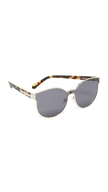 9dd742944a8e Karen Walker Star Sailor Sunglasses ...