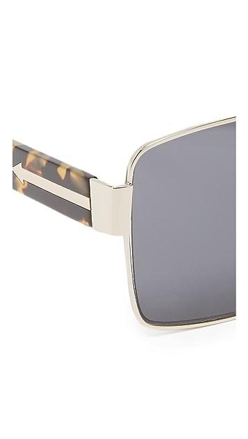 Karen Walker Moonwalk Sunglasses
