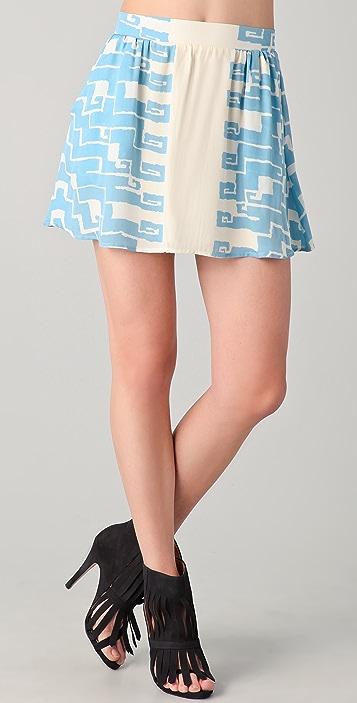 Kelly Wearstler Rubellite Skirt