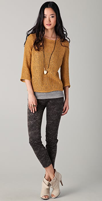 Kelly Wearstler Basket Weave Top