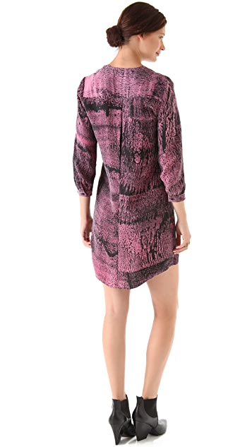 Kelly Wearstler Arco Print Dress