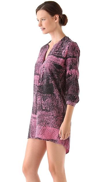 Kelly Wearstler Arco Print Dress