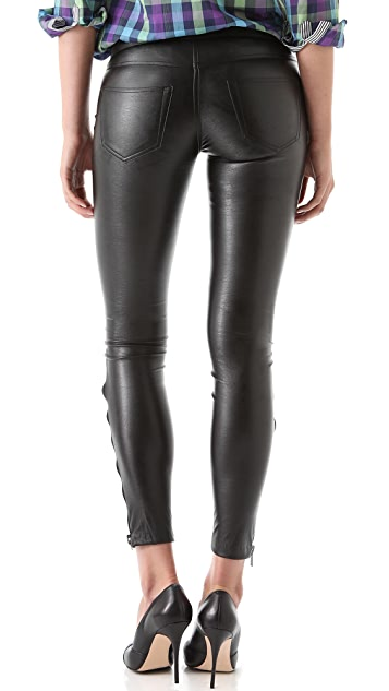 Kelly Wearstler Souxsie Faux Leather Pants