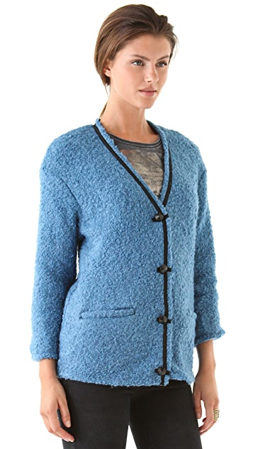 Kelly Wearstler Seattle Boucle Jacket