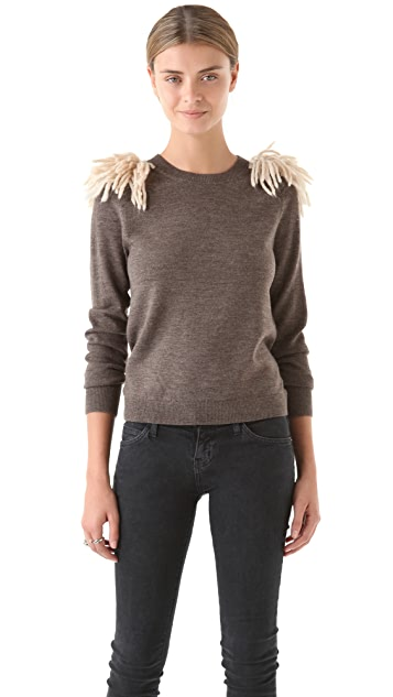 Kelly Wearstler Stinger Shoulder Sweater