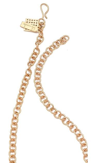 Kelly Wearstler Delicate Sphere Necklace