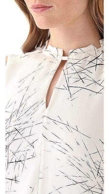 Kelly Wearstler Current Sleeveless Dress