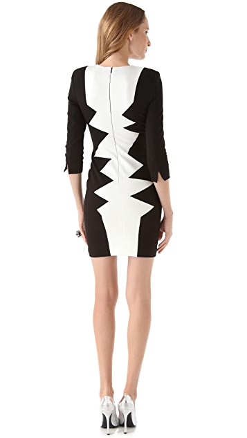 Kelly Wearstler Sharks Tooth Dezza Dress