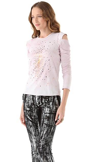 Kelly Wearstler Stingray Print Debby Tee