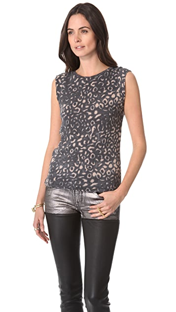 Kelly Wearstler Cheetah Tee