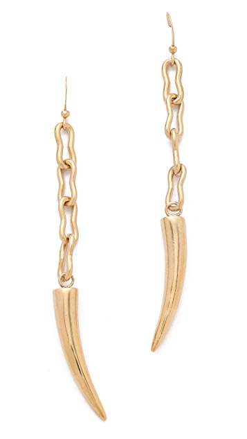 Kelly Wearstler Talon Dangle Earrings