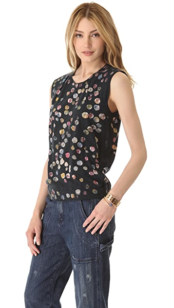 Kelly Wearstler Gemstone Top