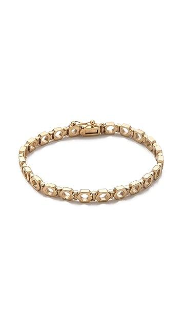 Kelly Wearstler Bolt Tennis Bracelet