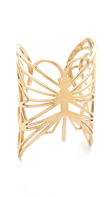 Kelly Wearstler Butterfly Cuff