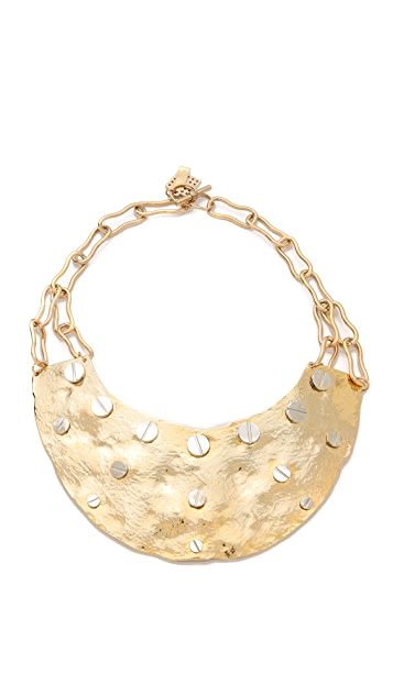 Kelly Wearstler Hardware Statement Necklace