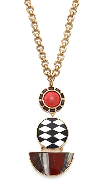Kelly Wearstler Rosella Pendant Necklace