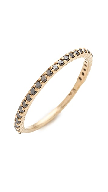 Kelly Wearstler Black Diamond Ring