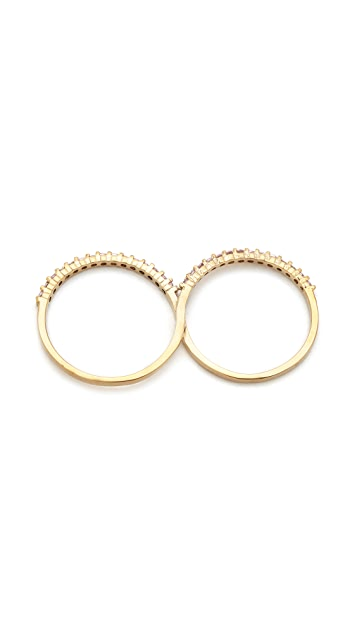 Kelly Wearstler Victoria Double Ring