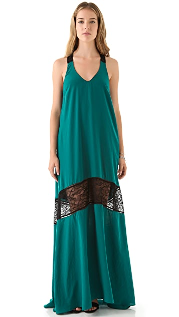 Kymerah Renee Maxi Dress with Lace