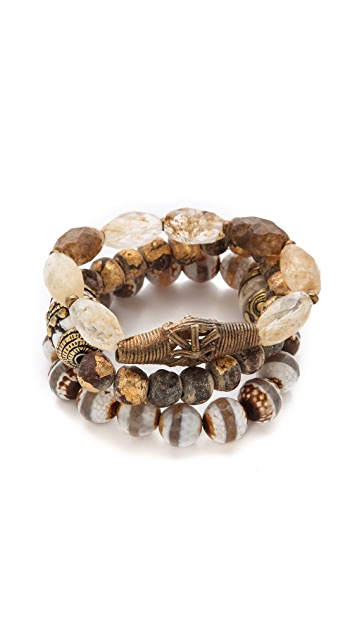 Lacey Ryan Purity Set  Bracelet