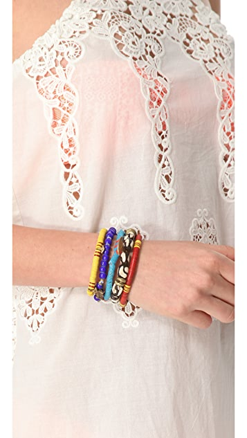 Lacey Ryan Wappo Bracelet Set
