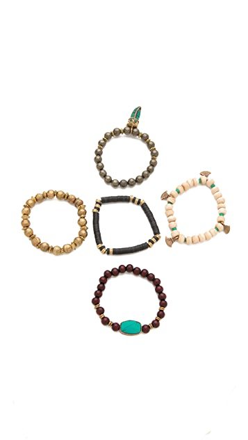 Lacey Ryan Whimsical Bracelet Set