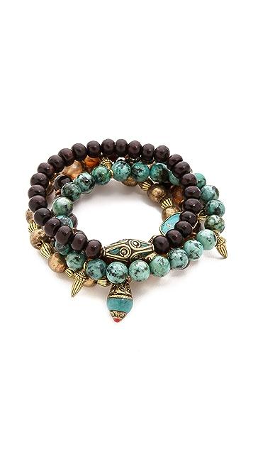 Lacey Ryan Protection Bracelet Set
