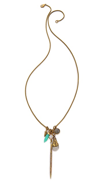 Lacey Ryan Lucky Charm Necklace
