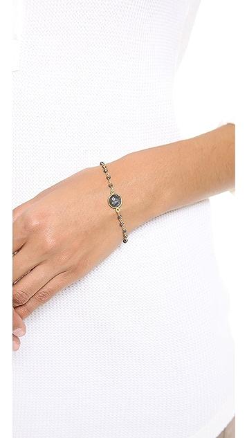 Lacey Ryan Rosary Stone Bracelet