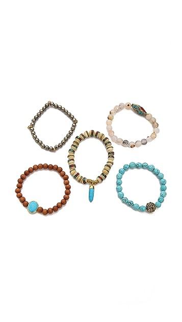 Lacey Ryan Peaceful Bracelet Set