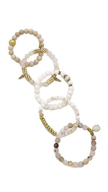 Lacey Ryan Clarity Bracelet Set