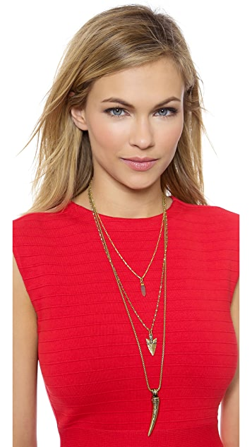 Lacey Ryan Triple Threat Necklace