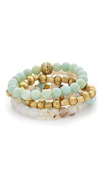 Lacey Ryan Charming Bracelet Set