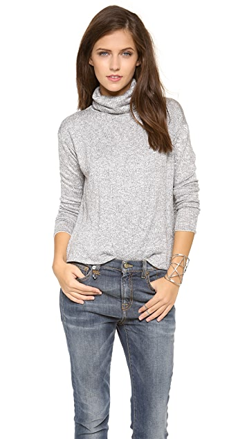 The Lady & The Sailor Turtleneck