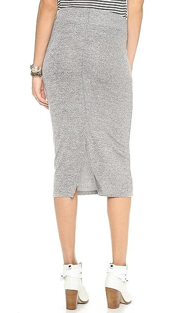 The Lady & The Sailor Midi Skirt
