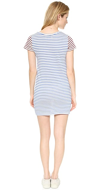 The Lady & The Sailor Shift Dress