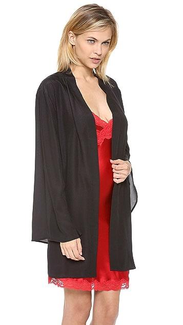 La Fee Verte LFV by La Fee Verte Bell Sleeve Robe