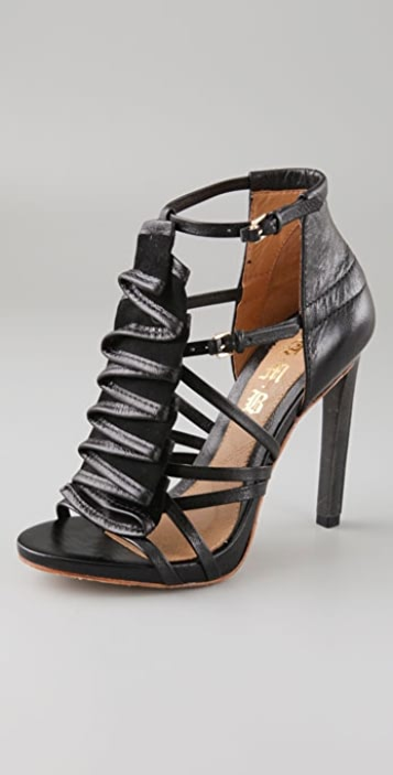 L.A.M.B. Rhett High Heel Sandals