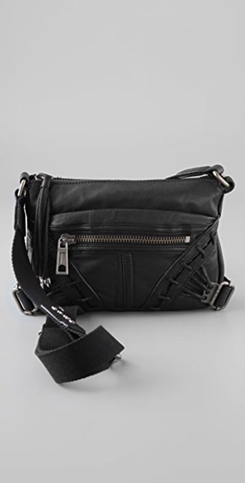 L.A.M.B. Laced Up Billie Cross Body Bag