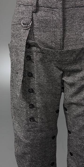L.A.M.B. Tweed Harem Pants