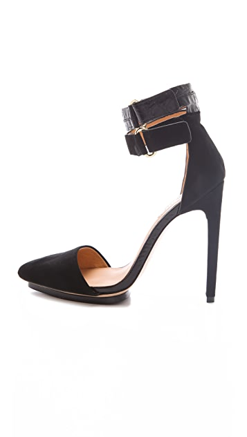 L.A.M.B. Oxley Pumps