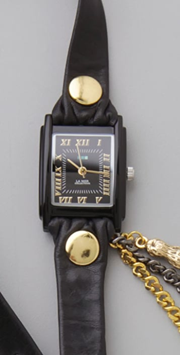 La Mer Collections Carnival Wrap Watch