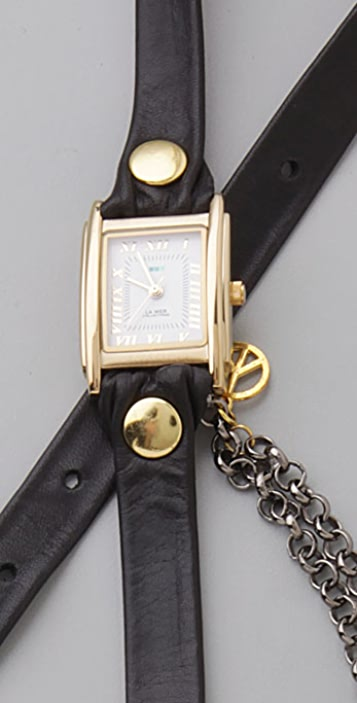 La Mer Collections Peace Wrap Watch