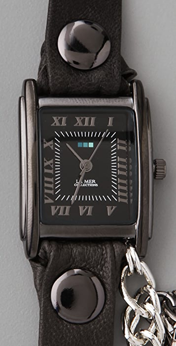 La Mer Collections Icelandic Chain Watch