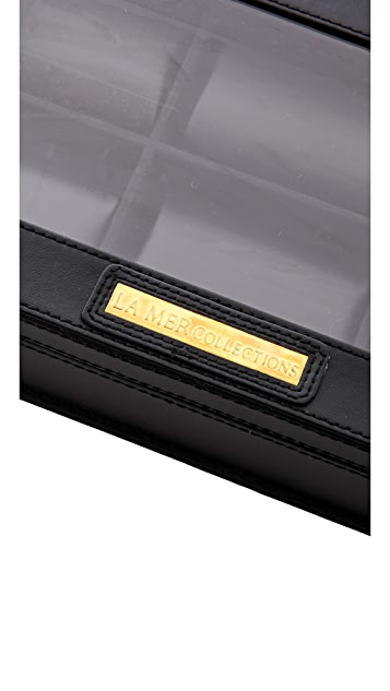La Mer Collections Watch Storage Box