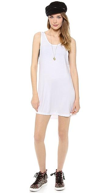L'AMERICA Weekend Away Jersey Dress
