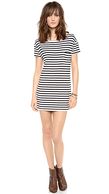 L'AMERICA Eazy Peazy Tee Dress