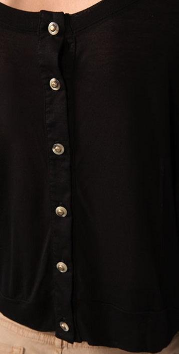Lanston Reversible Cardigan