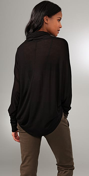 Lanston Oversized Long Sleeve Shirt