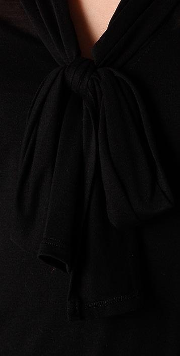 Lanston Dolman Tie Blouse